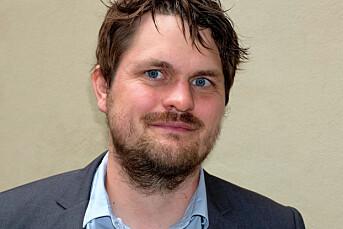 Lars Akerhaug er ansatt som redaksjonssjef i Resett