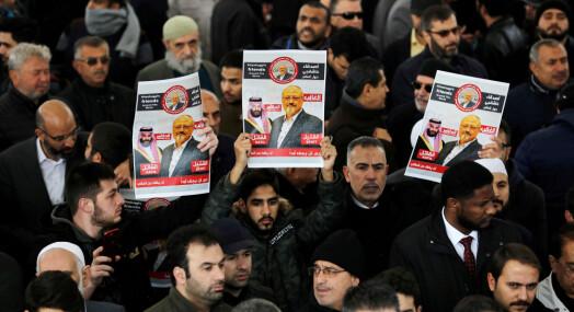 Samlet europeisk fordømmelse av Saudi-Arabia: – Oppfordrer til gransking av Kashoggi-drap