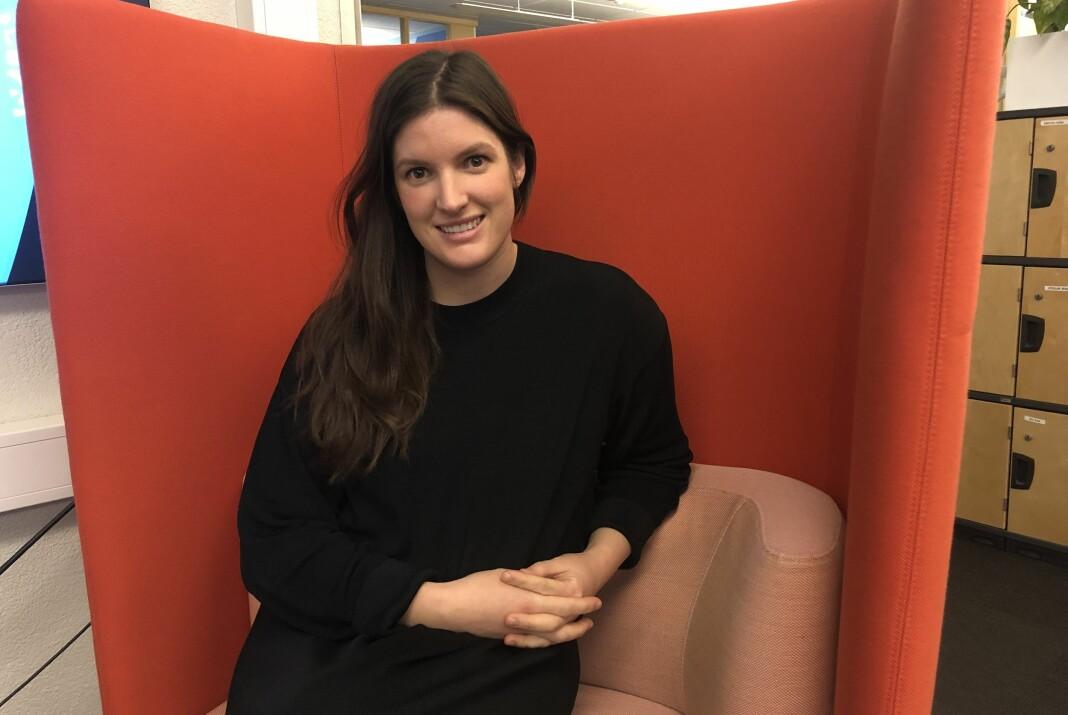 – Nå er det igjen tid for å nominere kandidater til IR-prisen, sier styreleder Sofie Gran Aspunvik i Internasjonal Reporter. Foto: Privat
