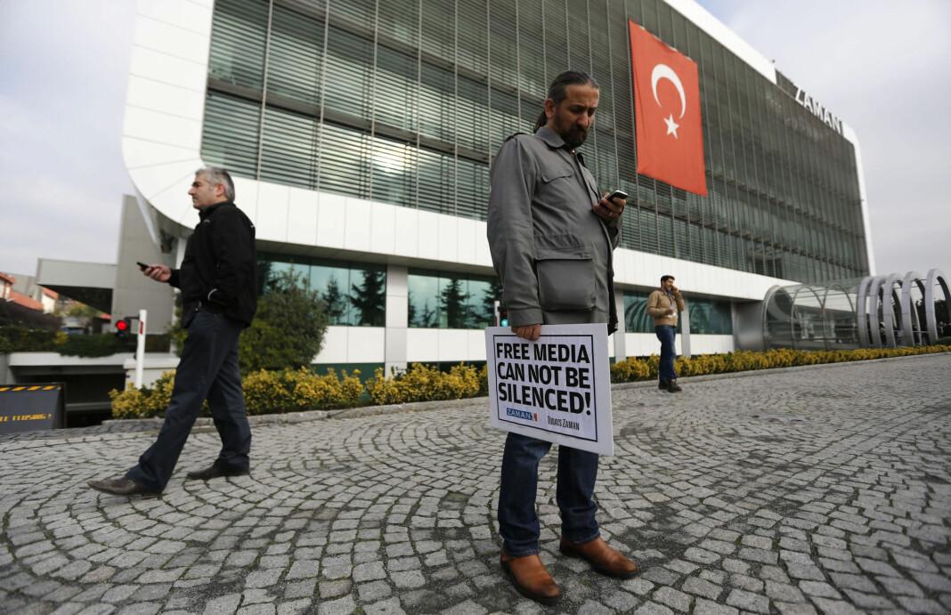 Flere tyske statsborgere, deriblant to journalister, har blitt pågrepet i Tyrkia i kjølvannet av det mislykkede kuppforsøket i 2016. Arkivfoto: Reuters / NTB scanpix