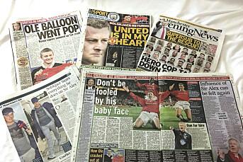 Titusenvis av oppslag verden rundt: Solskjær medieyndling foran Klopp, Guardiola og Solberg