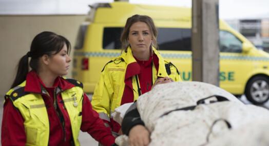 I over to måneder fulgte NRK-teamet akuttjenesten tett på