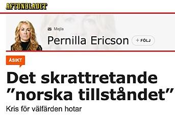 Faktisk helt feil: Svenske Aftonbladet fikk ikke bestått i norsk faktasjekk