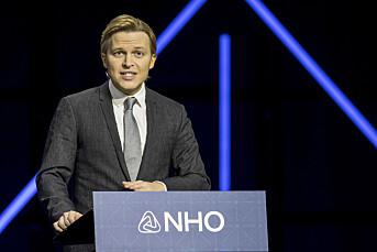 Prisbelønnet journalist med advarsel på NHOs årskonferanse