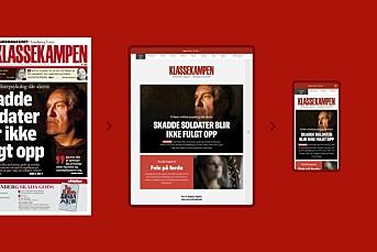 – Klassekampen har skapt en digital avis som bevarer den gode leseopplevelsen fra papirutgaven