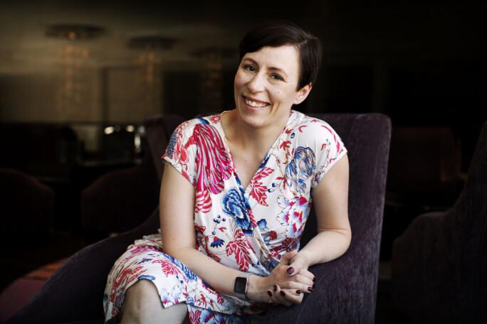Ingeborg Volan, DNs redaktør for leserengasjement. Foto: Andrea Gjestvang