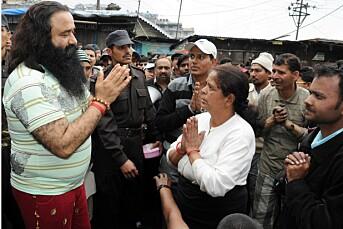 Indisk guru er funnet skyldig i journalistdrap