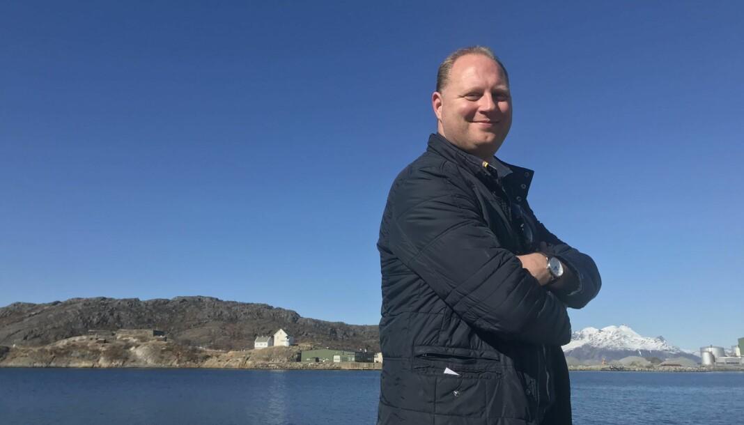 Tidligere Kvinnheringen-redaktør Tomas Bruvik blir LLAs nye toppsjef. Foto: LLA