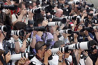 Over 300 nederlandske frilansfotografer ut i streik