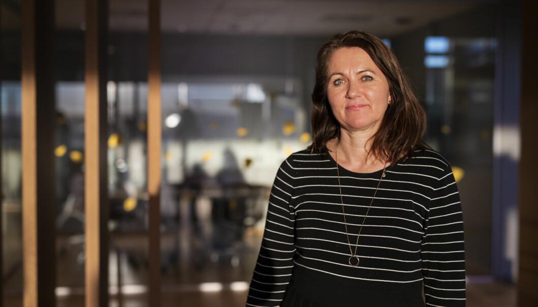 Assisterende generalsekretær Reidun Kjelling Nybø i Norsk Redaktørforening har hatt ansvaret for den nye veilederen. Foto: Kristine Lindebø
