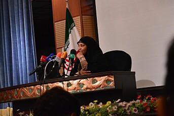 – Iransk-amerikansk journalist pågrepet i USA