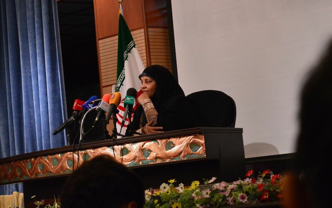 Marziyeh Hashemi ble pågrepet onsdag, melder Reuters. Foto: Aghiltohidian / CC BY-SA 4.0 / Wikimedia Commons