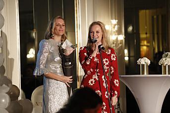 Synnøve Skarbø og Vanessa Rudjord tar podkast til scenen