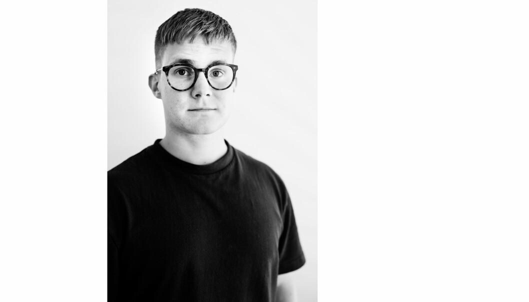 Morten Oftedal Schwencke blir kulturjournalist i Aftenposten. Foto: Privat