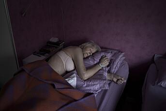 BILDET: Hvordan ta bilder av en som skal dø