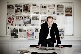 Dansk avisredaktør fikk 50.000 kroner i bot