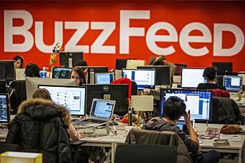 Buzzfeed: – Vi står ved vår journalistikk