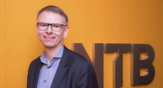 Ole Kristian Bjellaanes er ansatt som sportssjef i NTB