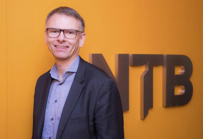 Sportssjef i NTB, Ole Kristian Bjellaanes.