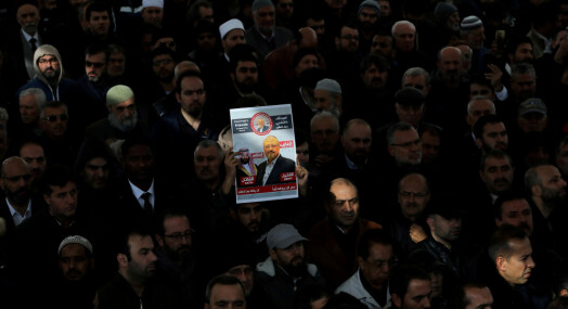 Tyrkia planlegger internasjonal gransking etter Khashoggi-drapet
