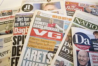 Ny studie: Vanlige arbeidsfolk mindre synlige i norske medier