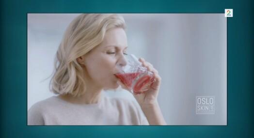 PFU: Ingen brudd på god presseskikk da TV 2s «Helsekontrollen» omtalte drikkbar mikstur mot rynker