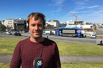 Håkon Løtveit er P4s nye USA-korrespondent