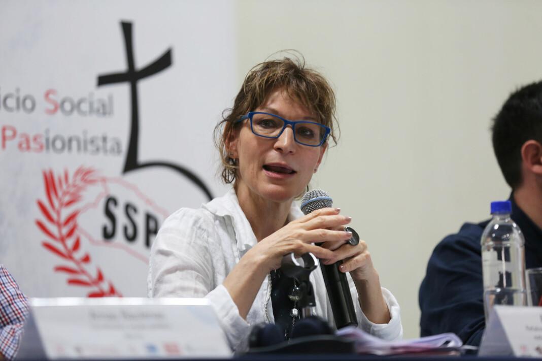 Agnes Callamard er FNs spesialrapportør for utenomrettslige henrettelser. Nå skal hun granske Khashoggi-drapet. Foto: Jose Cabezas / Reuters / NTB scanpix