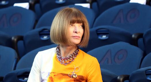 Vogue-redaktør Anna Wintour omtales som «smakløs» av australsk statsråd