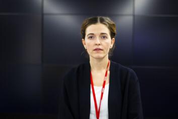 Tora Bakke Håndlykken, nyhetsredaktør i VG.