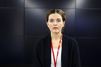 Nyhetsredaktør Tora Bakke Håndlykken i VG.