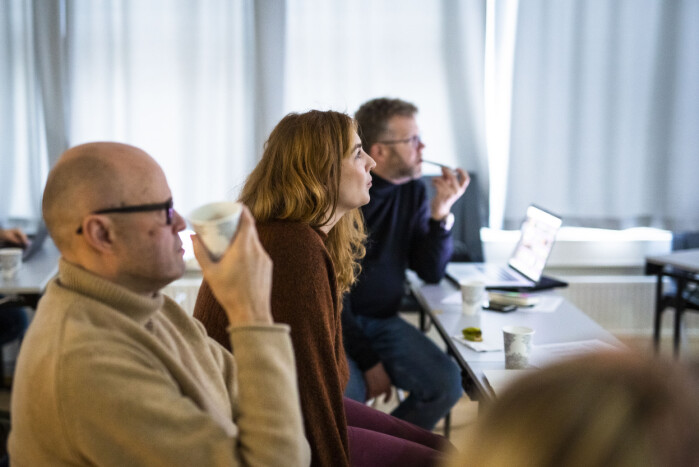 I likhet med tidligere juryer, savner årets fotojury flere gode nyhetsbilder i Årets bilde. Foto: Kristine Lindebø