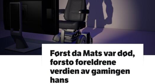 Nettsak om avdød gamer er blitt en av NRKs mest leste