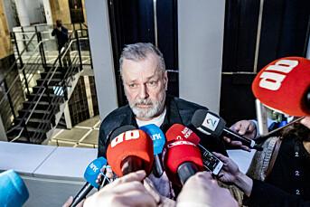 Eirik Jensen-juryen ber om at journalister ikke tar kontakt
