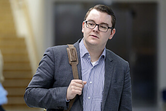 Espen Teigen blir politisk journalist