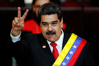 Spansk nyhetsbyrå: – Tre av våre journalister er pågrepet i Venezuela