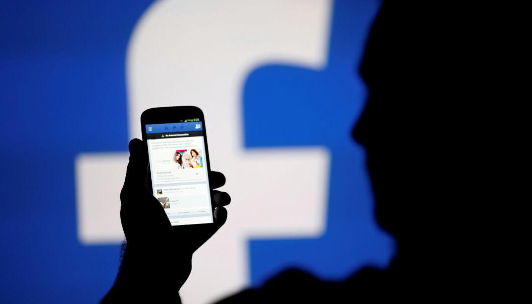 Faceooks utgifter steg med 80,5 prosent til 11,76 milliarder dollar. Foto: Reuters / NTB scanpix