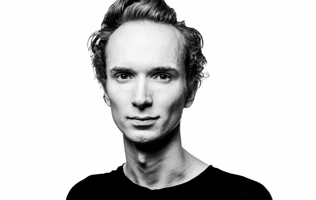 Frilans fotojournalist Adrian Nielsen. Foto: Eskil Wie / Universitas