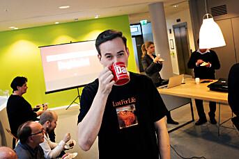 Jonas Pettersen er ansatt som redaksjonssjef for Dagbladet Pluss