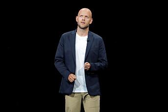 Spotify vurderer å kjøpe podkastselskapet Gimlet for 200 millioner dollar