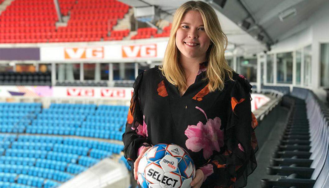 Tidligere journalist i TV 2 og TV Norge har fått jobb som medieansvarlig. Foto: Michelle Hermandsen