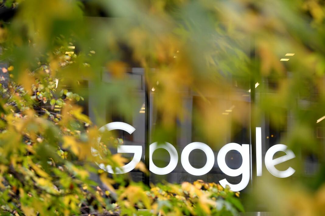 Resultatet til Alphabet er ikke brutt ned på detaljnivå, men Google sto for nesten hele omsetningen i fjorårets siste kvartal med 39,1 milliarder dollar. Det aller meste fra reklame. Foto: Reuters / NTB scanpix
