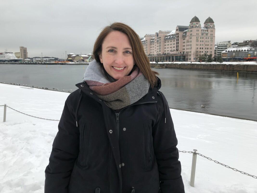 Hanne Taalesen blir kommunikasjonsrådgiver for Hurtigruten Global. Foto: Privat