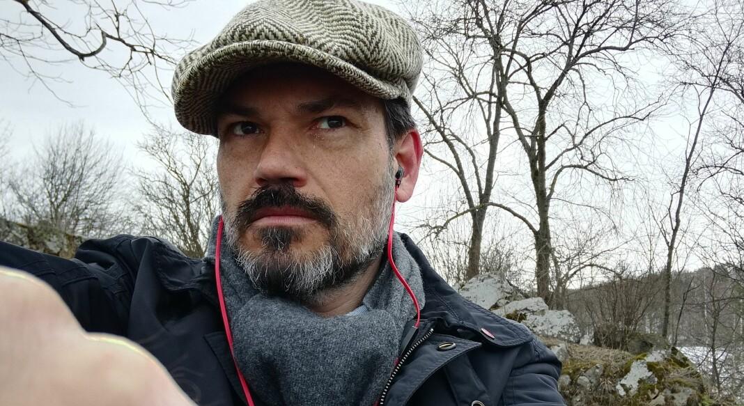 Jan Ingar Thon skal jobbe som reportasjeleder for krim i Vesterålen Online (VOL). Foto: Privat