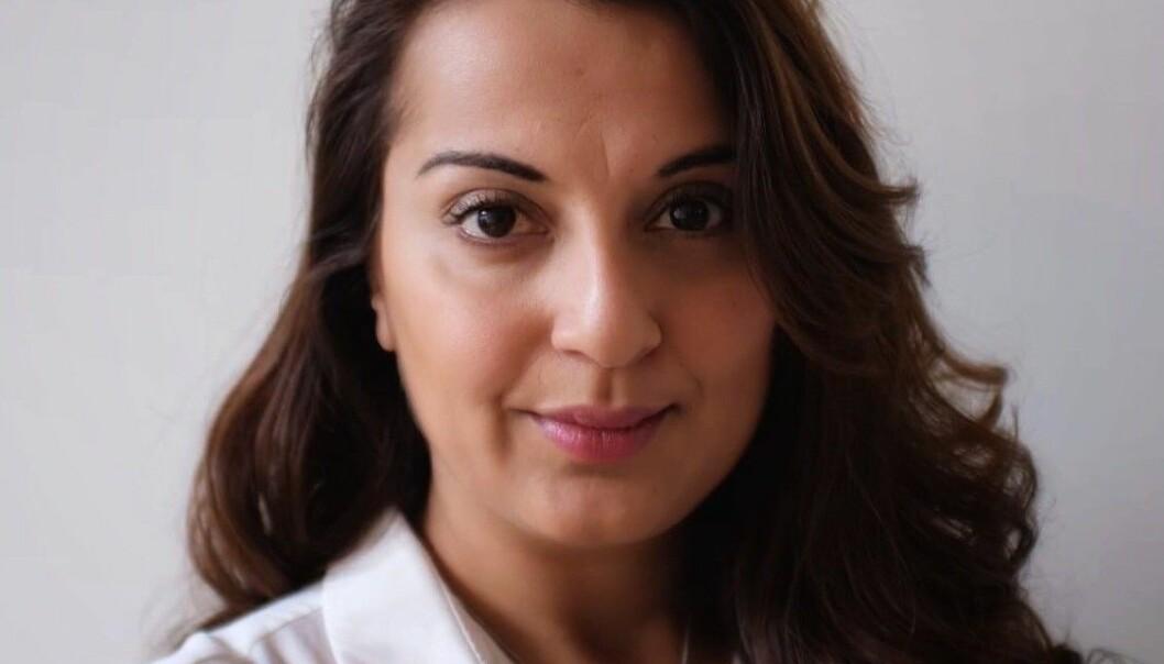 Mala Wang-Naveen er ny kommunikasjonssjef i Sintef Digital.