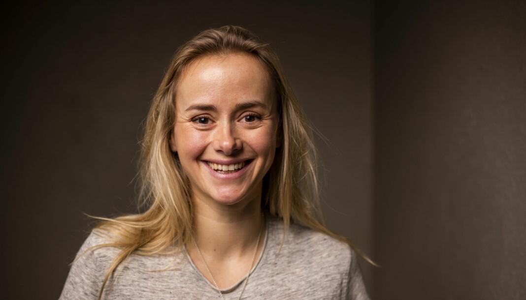 Helsesøster Tale Maria Krohn Engvik har blitt stor på Snap chat. Nå blir hun programleder på TV 2. Foto: Håkon Mosvold Larsen/NTB Scanpix