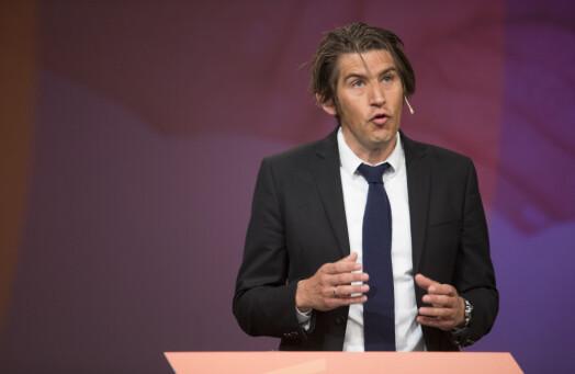 Markus Moe slutter som redaktør i Dagens Medisin