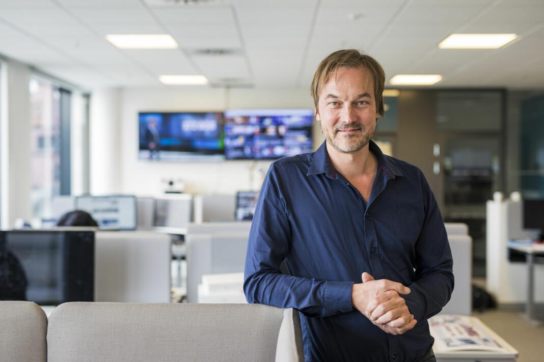 – Det er forskjell på å tenke jobb og å jobbe. Tror hodet har godt av passiv tid og skjermfri, sier Jan Thoresen, toppsjef i Scandinavia Online.