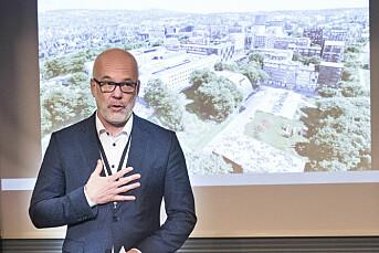 NRK står ved forslaget om 65 prosent boliger på Marienlyst