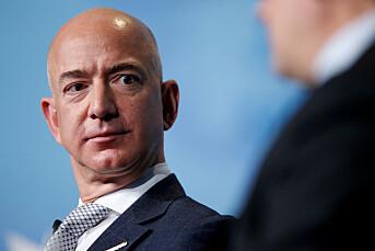 Washington Post-eier Jeff Bezos anklager tabloidavis for utpressing